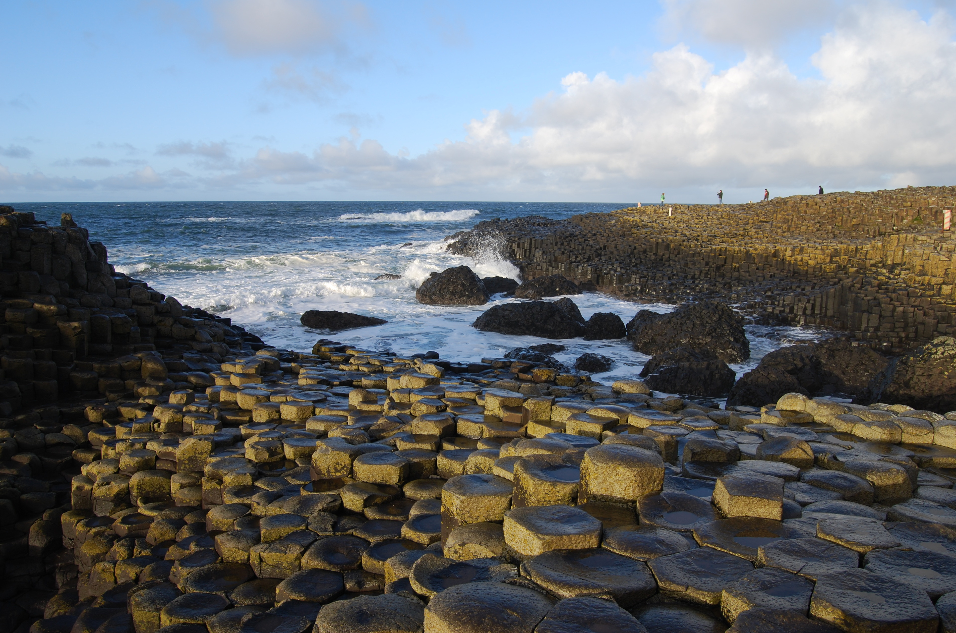 Giant's Causeway - J&J Bed and Breakfast